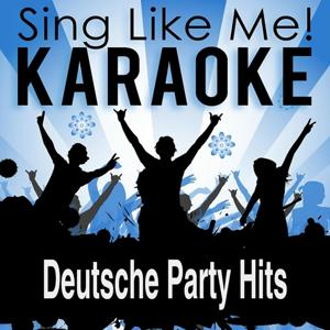 Deutsche Party Hits (Karaoke Version)