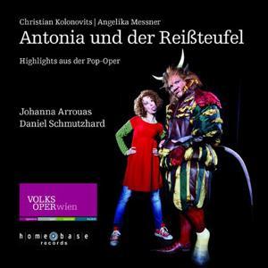 Christian Kolonovits: Antonia und der Reißteufel