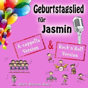 Geburtstagslied für Jasmin
