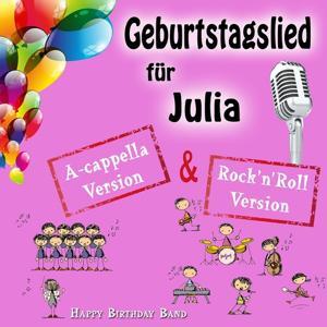 Geburtstagslied für Julia