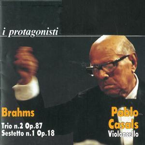 Brahms: Trio No. 2, Op. 87 & Sestetto No. 1, Op. 18
