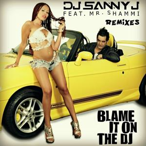 Blame It On the DJ (Remixes)