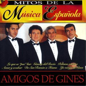 Mitos de la Música Española : Amigos de Gines