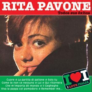 Rita Pavone : Todos Sus Éxitos