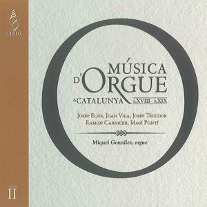 Música d'Orgue a Catalunya, Vol. 2