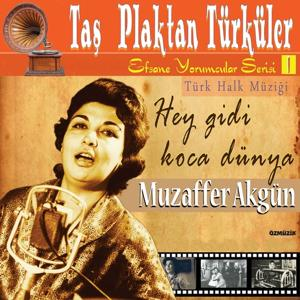 Taş Plaktan Türküler Türk Halk Müziği Efsane Yorumcular Serisi, Vol. 1 (Hey Gidi Koca Dünya)