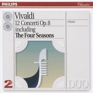 Vivaldi: 12 Concerti Op.8