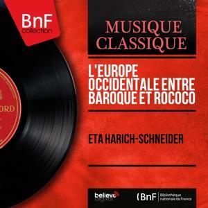 L'Europe occidentale entre baroque et rococo (Mono Version)
