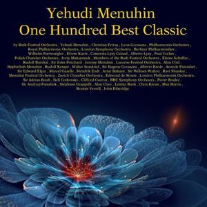 Yehudi Menuhin: One Hundred Best Classic