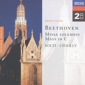 Beethoven: Mass in C/Missa Solemnis etc.