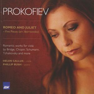 Romantic Works for Viola