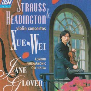 Strauss & Headington: Violin Concertos