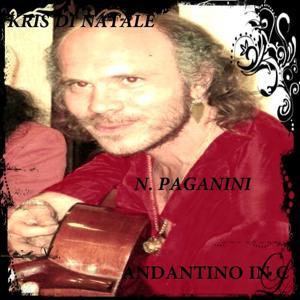 Andantino for Guitar in C Major