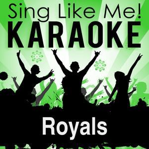Royals (Karaoke Version)