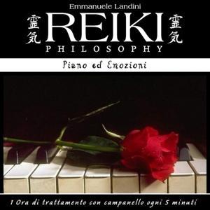 Reiki Philosophy: piano ed emozioni (1 ora di trattamento con campanello ogni 5 minuti)
