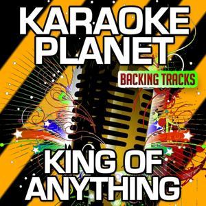 King of Anything (Karaoke Version) (Originally Performed By Sara Bareilles)