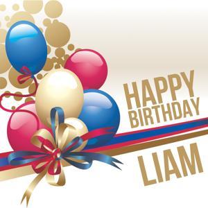 Happy Birthday Liam