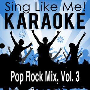 Pop Rock Mix, Vol. 3 (Karaoke Version)