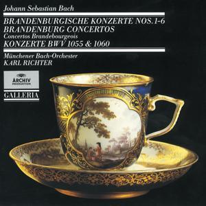 J.S. Bach: Brandenburg Concertos Nos. 1 - 6 · Concertos BWV 1055 & 1060