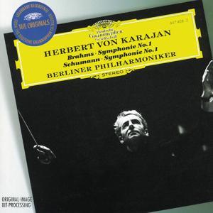 Brahms: Symphony No.1 / Schumann: Symphony No.1