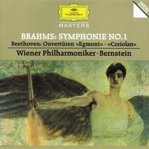 Brahms: Symphony No.1 / Beethoven: Overtures