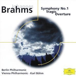 Brahms: Symphony No.1, op.68; Tragic Overture, op.81