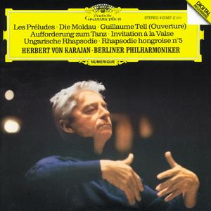 Smetana: The Moldau / Liszt: Les Préludes; Hungarian Rhapsody No.5 / Weber: Invitation to the Dance / Rossini: