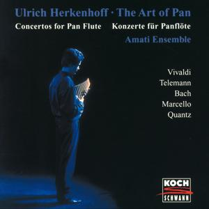 The Art Of Pan - Concertos For Pan Flute