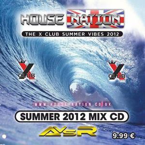 The X Club Kos Summer Vibes 2012 Mixed By Avsr