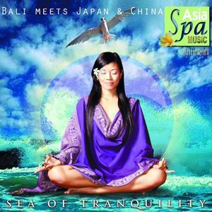 Sea of Tranquility (Bali Meets Japan & China)