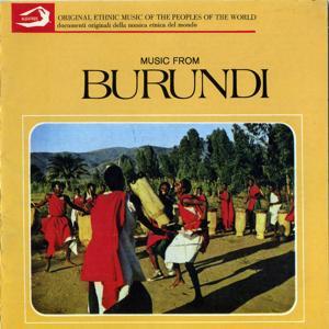 Music from Burundi