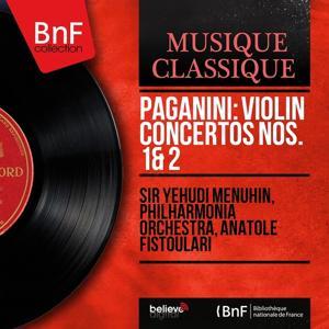 Paganini: Violin Concertos Nos. 1 & 2 (Mono Version)
