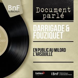 En public au Milord l'Arsouille (Live, Mono Version)
