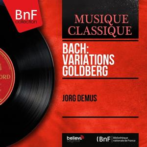 Bach: Variations Goldberg (Mono Version)