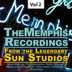The Memphis Recordings from the Legendary Sun Studios1, Vol.2