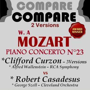 Mozart: Piano Concerto No. 27, Robert Casadesus vs. Clifford Curzon (Compare 2 Versions)