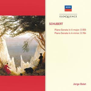 Schubert: Piano Sonata in A, D.959; Piano Sonata in A Minor, D.784