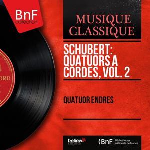 Schubert: Quatuors à cordes, vol. 2 (Mono Version)