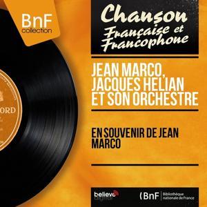 En souvenir de Jean Marco (Mono Version)