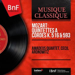 Mozart: Quintettes à cordes K. 516 & 593 (Stereo Version)