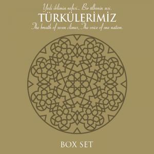 Türkülerimiz Box Set
