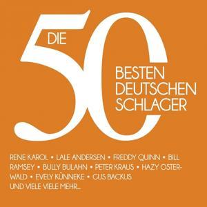 Die 50 besten deutschen Schlager