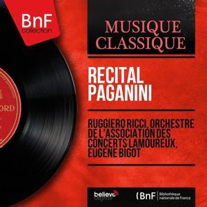 Récital Paganini (Mono Version)