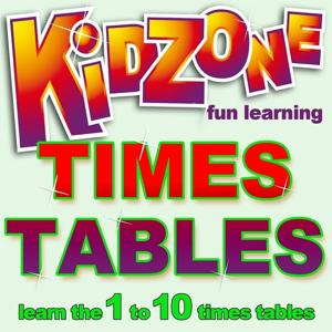 Kidzone Times Tables - 1 to 10