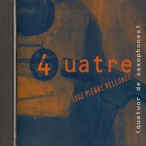 4uatre joue Pierre Vellones