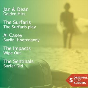 Five Original Surf Albums, Vol. 5