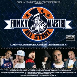 Funky Maestro All Starz, Vol. 1 (L'anthologie d'un label de légende)