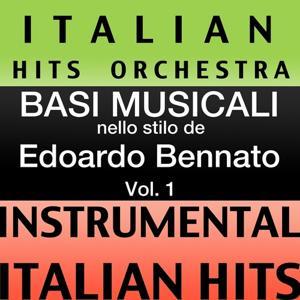 Basi musicale nello stilo dei edoardo bennato (instrumental karaoke tracks), Vol. 1