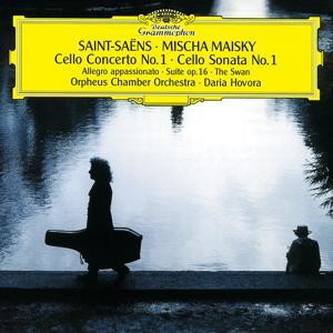 Saint-Saëns: Cello Concerto No.1; Cello Sonata No.1; Suite, Op. 16; Le Cygne From Le Carnival Des Animaux; Allegro Apassionato, Op. 43; Romance In F Major, Op. 36