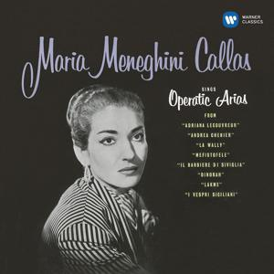 Callas sings Operatic Arias - Callas Remastered